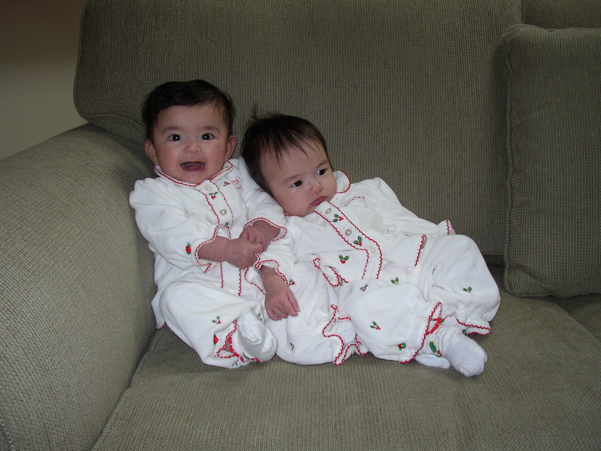 Cute Black Twin Babies 32